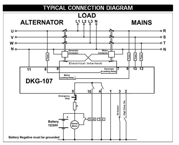 Datakom DKG-107