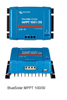BlueSolar Charger Controller MPPT 100/30