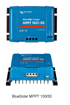 BlueSolar Charger Controller MPPT 100/50