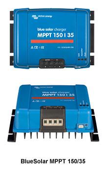 BlueSolar MPPT 150-35