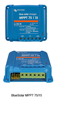 BlueSolar Charger Controller MPPT 75-15