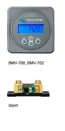 Battery Monitor BMV-600S