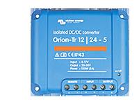 DC-DC конвертеры Orion-Tr 12/24/48В IP43