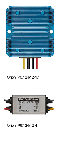 Orion IP67 DC-DC конвертер
