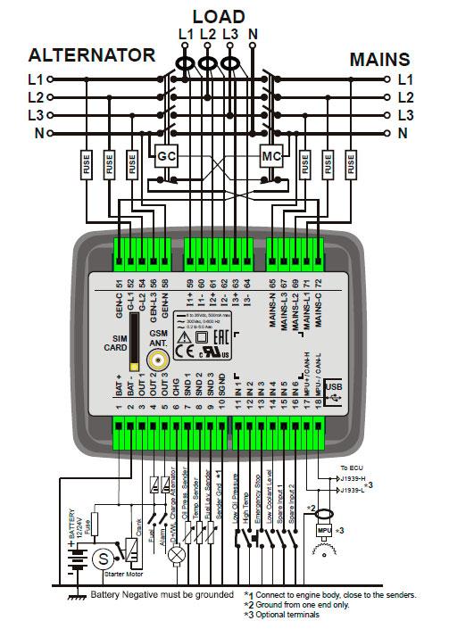Datakom D-200