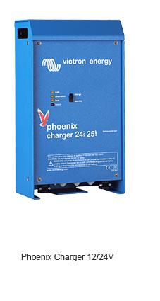 Phoenix Charger 24/25 (2+1)