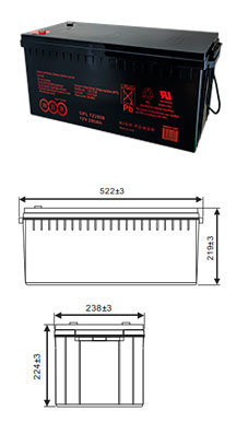 GPL 122000 WBR